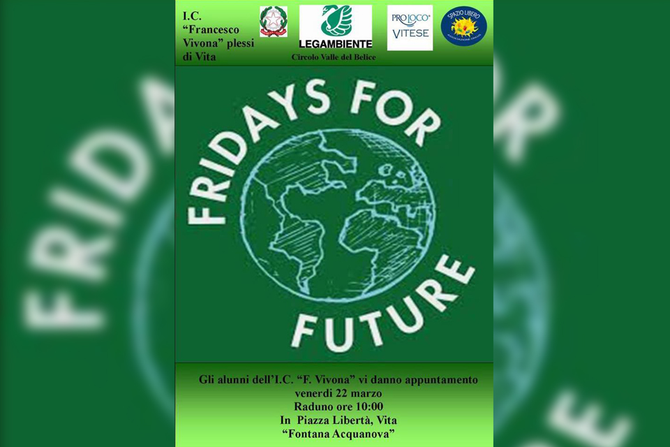 """Friday For Future: Evento """"Friday For Future"""""""